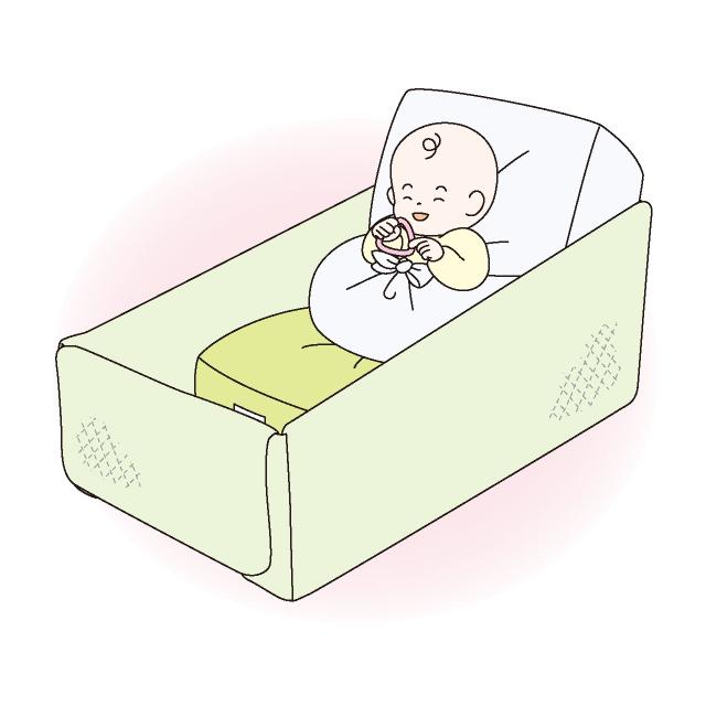 天使の寝床の使い方